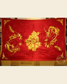太平人寿  订做苏绣旗帜