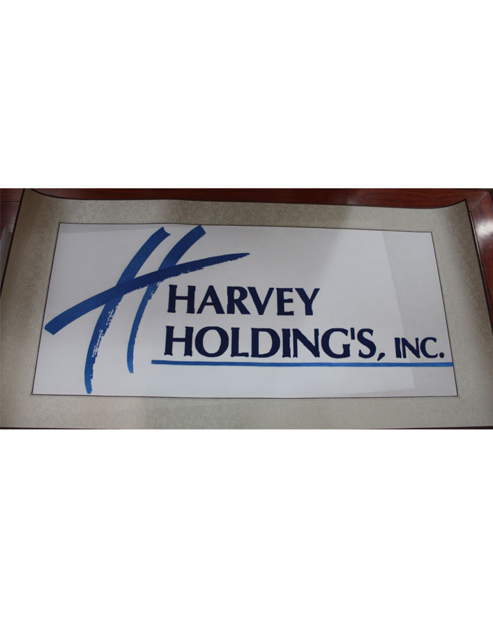 HARVEY HOLDINGS 定制刺绣LOGO